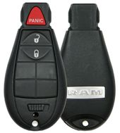 2013 Dodge Ram Truck Keyless Entry Remote Key, Fobik - refurbished