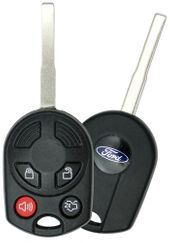 2013 Ford C-Max Keyless Entry Remote Key