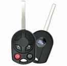 2013 Ford Escape Keyless Remote / key combo - 4 button