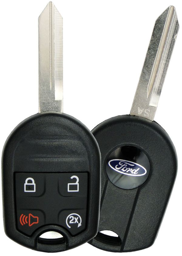 2013 Ford F-350 Remote Start Key