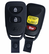 2013 Hyundai Accent Keyless Entry Remote