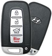 2013 Hyundai Equus Smart Keyless Entry Remote