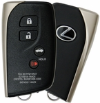 2013 Lexus LS460 Smart Keyless Entry Remote Key