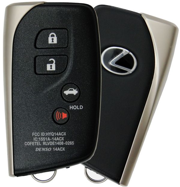 2013 Lexus LS600h LS600hL Smart Keyless Entry Remote 89904-50N10 89904-50K80