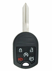2013 Lincoln MKZ Keyless Entry Remote Key w/ Engine Start - aftermarket