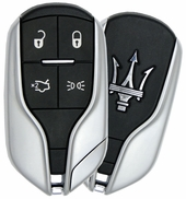 2013 Maserati Quattroporte Smart Keyless Entry Remote Key Fob