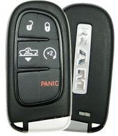 2013 RAM 1500 Smart Keyless Entry Remote w/Air Suspension & Engine Start