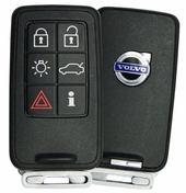 2013 Volvo XC70 Smart Keyless Entry Remote with PCC