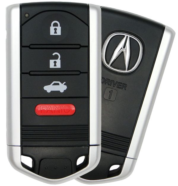 2014 Acura ILX Smart Keyless Entry Remote Key Driver 1