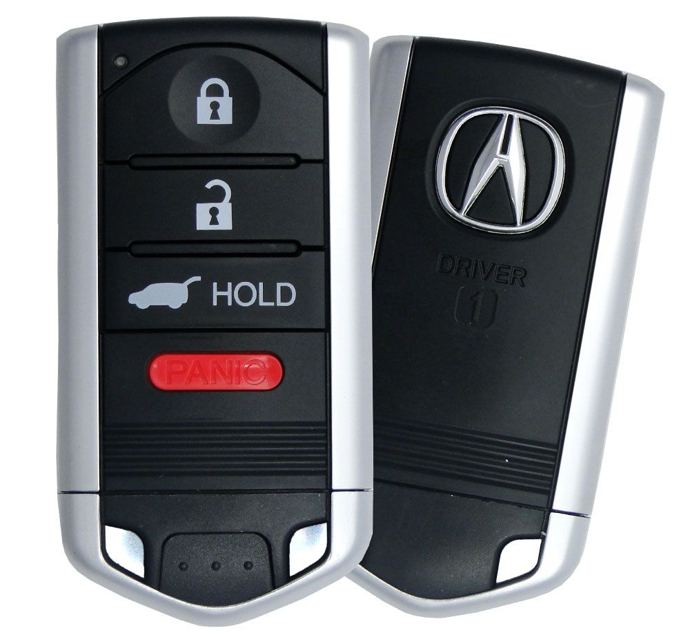 2014 Acura RDX Smart Keyless Entry Remote Key Driver 1