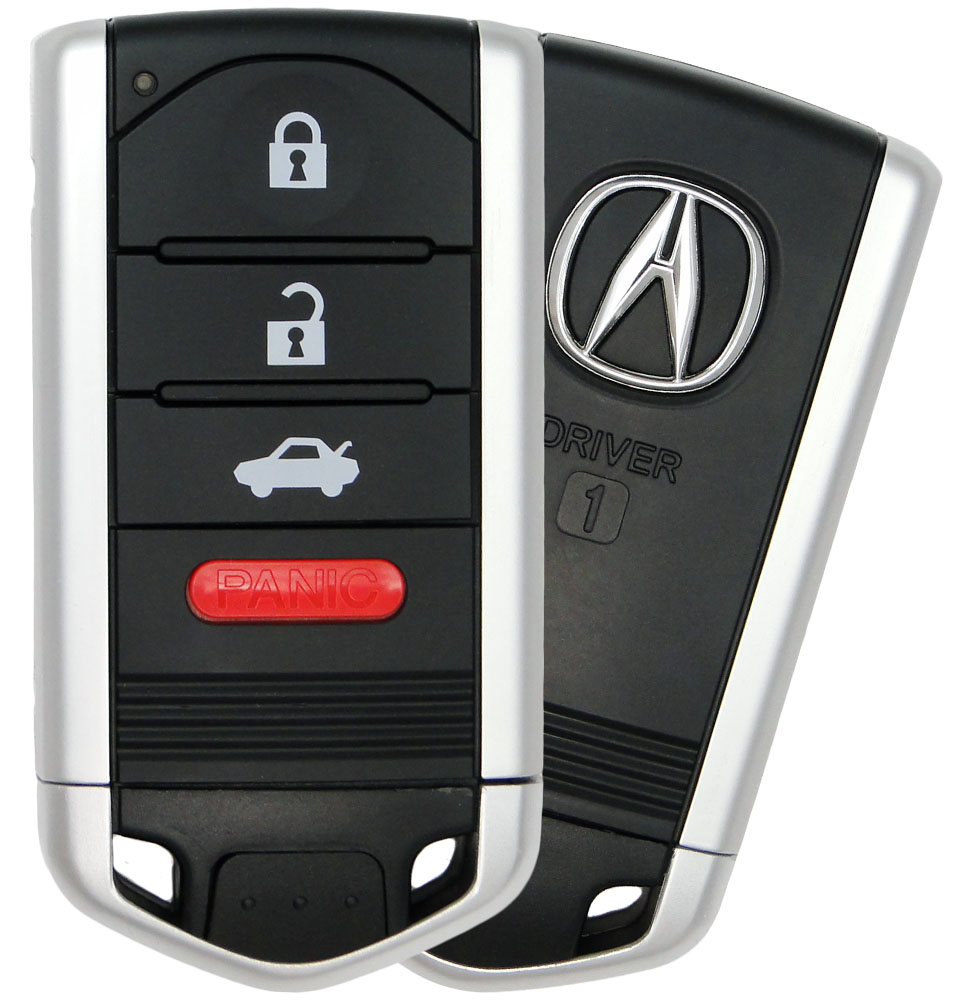 2014 Acura TL Smart Keyless Entry Remote Key Driver 1