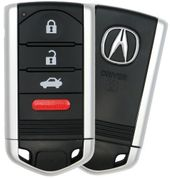 2014 Acura TL Smart Keyless Entry Remote Key Driver 2