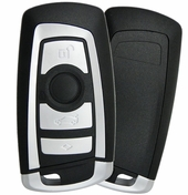 2014 BMW 3 Series smart remote keyless entry key