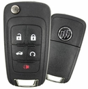 2014 Buick Encore Keyless Entry Remote Key w/ Remote Start, Trunk