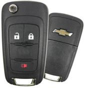2014 Chevrolet Trax Keyless Entry Remote