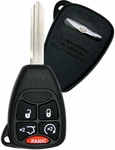 2014 Chrysler 200 Remote Head Key w/Remote Engine Start