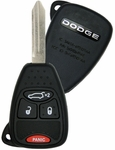 2014 Dodge Avenger Keyless Remote Key