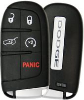 2014 Dodge Durango Keyless Key w/ Hatch & Remote Start - Refurbished