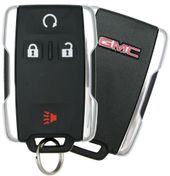 2014 GMC Sierra Keyless Entry Remote w/ Engine Start