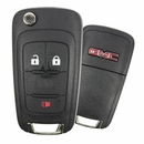 2014 GMC Terrain Keyless Entry Remote Key