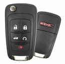 2014 GMC Terrain Keyless Entry Remote Key w/ Engine Start & Trunk