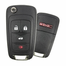 2014 GMC Terrain Keyless Entry Remote Key w/ Trunk