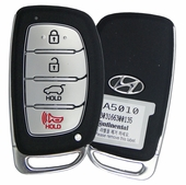 2014 Hyundai Elantra GT Hatchback Smart Keyless Entry Remote