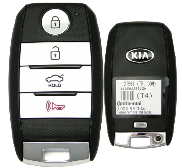 2014 Kia Optima Keyless Entry Remote EX Hybrid 95440-2T500 954402T500