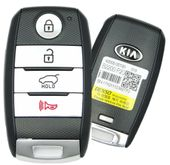 2014 Kia Soul Smart Prox Keyless Entry Remote Key