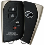 2014 Lexus LS460 Smart Keyless Entry Remote Key