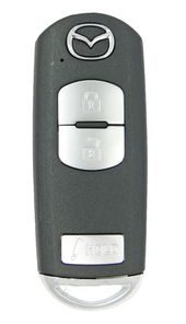 2014 Mazda 3 Hatchback Intelligent Smart Key Fob Remote