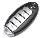 2014 Nissan Altima Keyless Remote Key combo w/ Engine Start