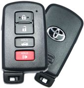 2014 Toyota Corolla Keyless Entry Smart Remote Key