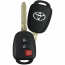 2014 Toyota Highlander Remote Key Keyless Entry
