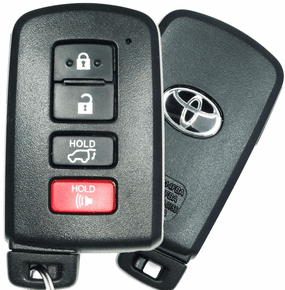 2014 Toyota Highlander Smart Remote key Keyless Entry