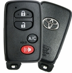 2014 Toyota Prius Smart Remote Key Fob with A/C