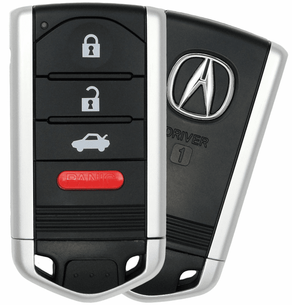 2015 Acura ILX Smart Keyless Entry Remote Key Driver 1