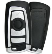 2015 BMW 5 Series smart remote keyless entry key