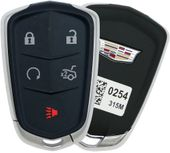 2015 Cadillac CTS Keyless Entry Remote - refurbished