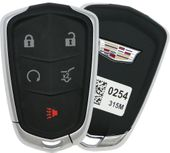 2015 Cadillac SRX Smart Remote Key Fob w/Power Hatch