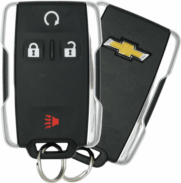 2015 Chevrolet Silverado Remote Keyless Entry - Key Fob PN ...