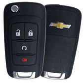 2015 Chevrolet Sonic Keyless Entry Remote w/ Engine Start