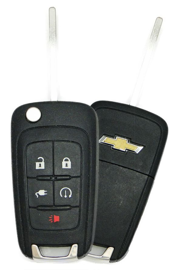 2015 Chevrolet Volt Remote Key engine start key fob 22755321, 22923862 5920157