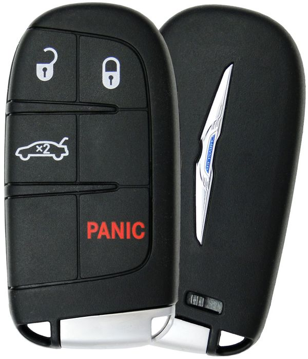 2015 Chrysler 300M fobik Remote Key