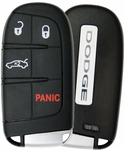 2015 Dodge Challenger Keyless Remote Key