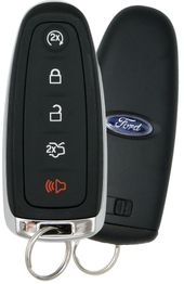 2015 Ford Edge Smart Remote Key w/Engine Start - 5 button