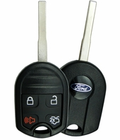 2015 Ford Fiesta Keyless Entry Remote Key