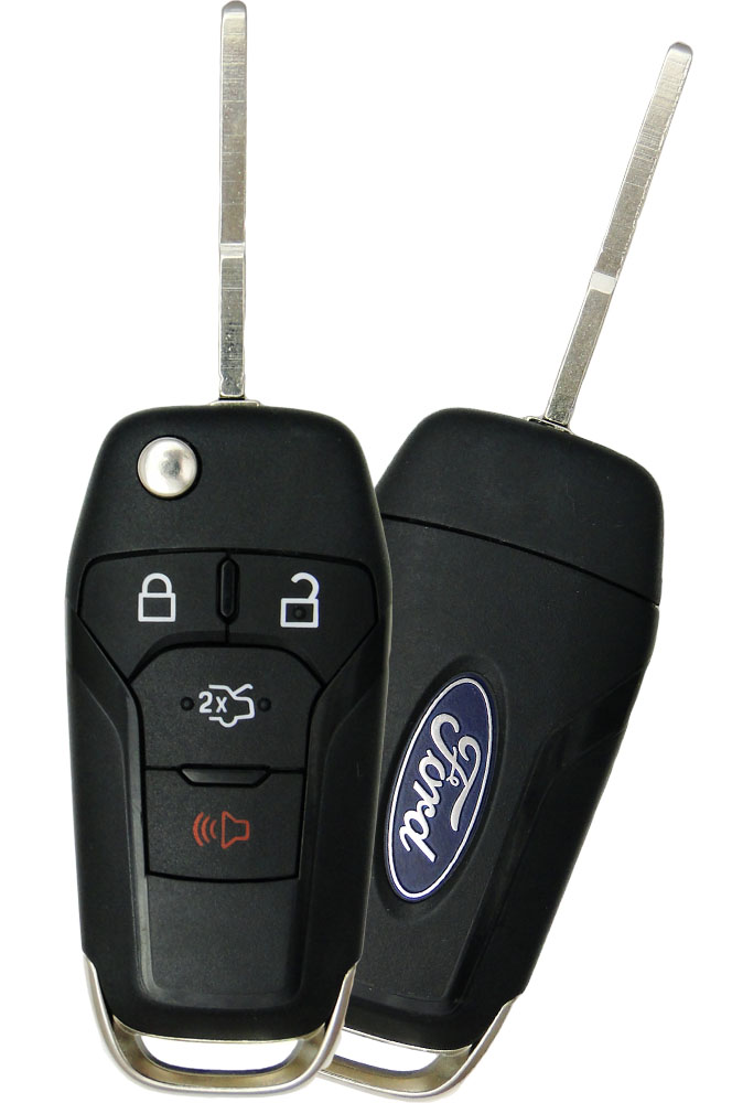 replace ford fusion key fob battery