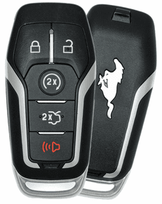 2015 Ford Mustang Remote Start Smart key