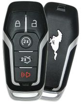 2015 Ford Mustang Smart Remote Key w/ Remote Engine Start - refurbished